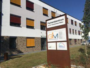 Neue Praxis am Ev. Krankenhaus
